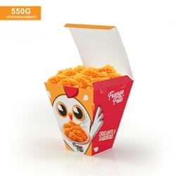 BOX FRANGO FRITO DELIVERY - 50 UNIDADES - MIX0096 - CaixaMix Embalagens