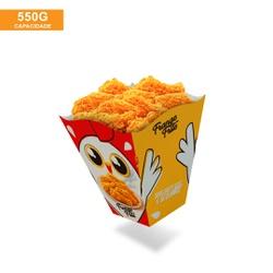 BOX FRANGO FRITO - 50 UNIDADES - MIX0095 - CaixaMix Embalagens