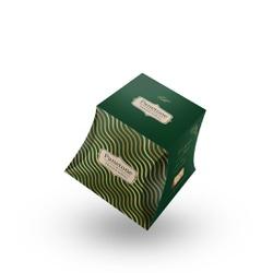 EMBALAGEM PANETONE PREMIUN FRUTAS - 50 UNIDADES - MIX0228FR - CaixaMix Embalagens
