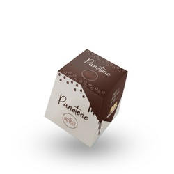 EMBALAGEM CHOCOTONE - 50 UNIDADES - MIX0227CH - CaixaMix Embalagens