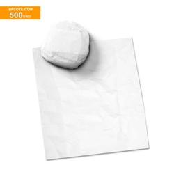 PAPEL ACOPLADO PARA LANCHE 30x38cm LISO - 500 UNIDADES - MIX0200 - CaixaMix Embalagens