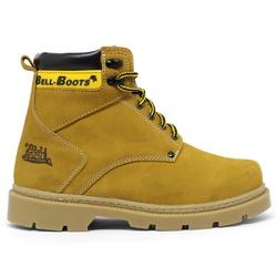 Bota Bell Boots ter 801 - Milho - calcadolivre.com.br