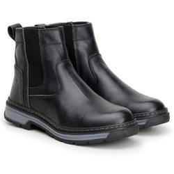 Bota Farmer Act Footwear Preto + Meia Brinde - calcadolivre.com.br
