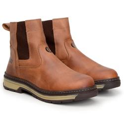 Bota Farmer Act Footwear Whisky + Meia Brinde - calcadolivre.com.br