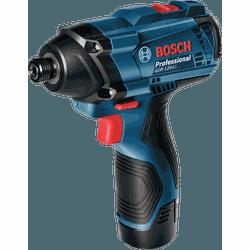 Parafusadeira Furadeira De Impacto 12v Bosch Gdr 1... - Caleoni Store