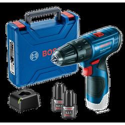 Parafusadeira e Furadeira de Impacto Bosch GSB 120... - Caleoni Store