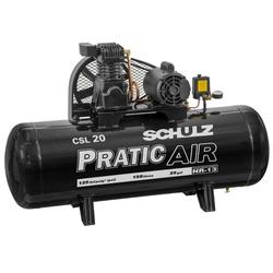 Compressor Pratic Air CSL 20/150 220V Schulz - Caleoni Store