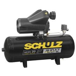 Motocompressor de ar Mcsv 20AP/150L Schulz - Caleoni Store