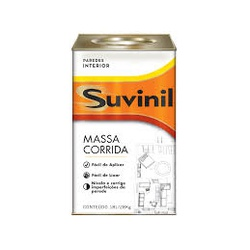 MASSA CORRIDA PVA 18LT - Calura