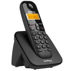 TELEFONE SEM FIO TS-3110 - PRETO - Calura