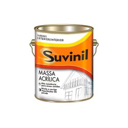MASSA ACRILICA 3,6LT - Calura