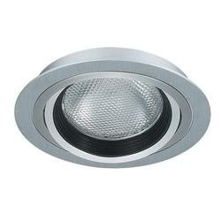 SPOT EMBUTIR 01 LAMPADA E27 BRANCO - Calura