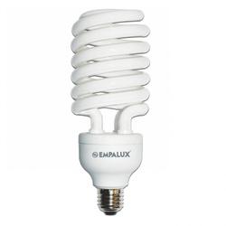 LAMP. ELETRONICA 59W X 127V BRANCA ESPIRAL - Calura