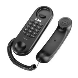 TELEFONE GONDOLA PRETO C/ FIO TCF 1000 - Calura