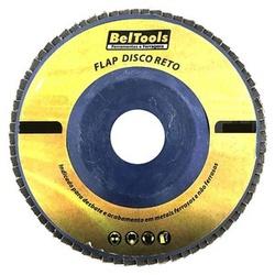 DISCO FLAP RETO 7 GRANA 60 180 X 22,2MM - Calura