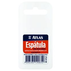 ESPÁTULA PLÁSTICA 4,5CM - Calura