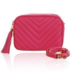 Bolsa Transversal Pink Lobby - CAMPEZZO