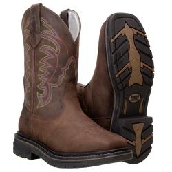 Nova Texana Masculina com Solado Work Altamente Confortável - 87171 - CAPELLI BOOTS