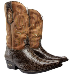 Bota Texana Masculina De Bico Fino - 7013 - CAPELLI BOOTS