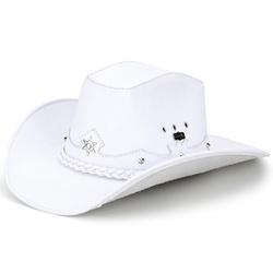 Chapéu Americano Country Em Couro - Am-BrE - CAPELLI BOOTS