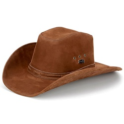Chapeu Masculino Country Em Couro - AmMaL - CAPELLI BOOTS