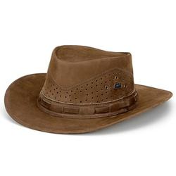 Chapéu Masculino Em Couro Legítimo - AusB-tab - CAPELLI BOOTS