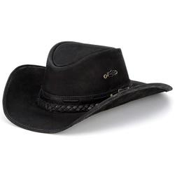 Chapéu Masculino Texano Em Couro - TexPtL - CAPELLI BOOTS