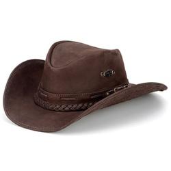 Chapéu Country Modelo Texano Café - TexL-cf - CAPELLI BOOTS