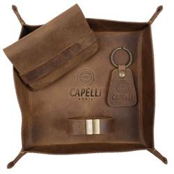 Kit Em Couro Legítimo Castor - Kit PT Castor - CAPELLI BOOTS
