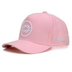 Boné Personalizado Capelli Boots Rosa Com Branco - bone-rosa - CAPELLI BOOTS