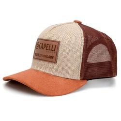 Boné Capelli Boots Personalizado Oficial - bone-mar/palha - CAPELLI BOOTS