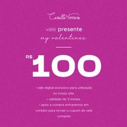 VALE PRESENTE 100 - 36996 - CAROLLA FERRARO