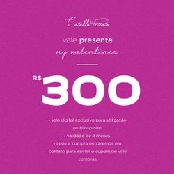VALE PRESENTE 300 - 369961 - CAROLLA FERRARO