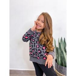 Tricot Onça Kids - 69496 - CAROLLA FERRARO