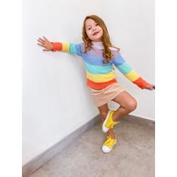 Tricot Arco Íris Kids - 69441 - CAROLLA FERRARO