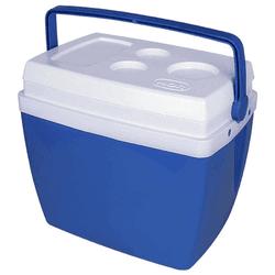 Caixa Térmica 26 Litros Azul - Mor - Casa Anzai