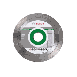 Disco Dia Continuo 110x20mm Porcel - Bosch 2608602... - Casa Anzai