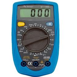 Multímetro Digital Portátil Mod. ET1400 – MINIPA... - Casa Anzai