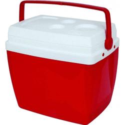 Caixa Térmica 26 Litros Vermelha - Mor - Casa Anzai