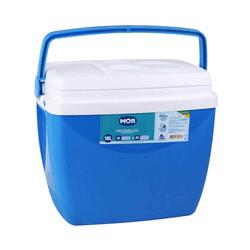 Caixa Térmica 18 Litros Azul - Mor - Casa Anzai