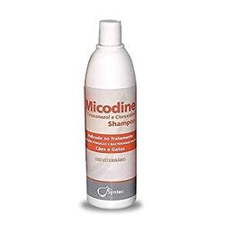 Micodine Shampoo - 1 litro - Casa Anzai