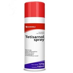 Spray Sarnicida Tetisarnol 150ml - Casa Anzai