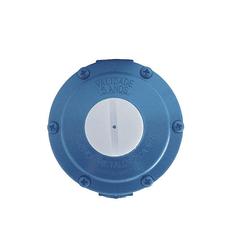 Regulador De Gás Semi Industrial Azul 506/03 - Ali... - Casa Anzai