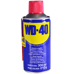 Desengripante WD-40 300ml Spray - Casa Anzai