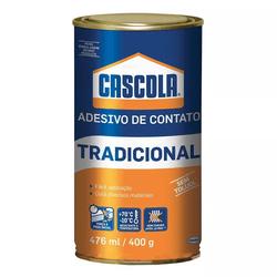 Cola De Contato Lata 400g - Cascola - Casa Anzai