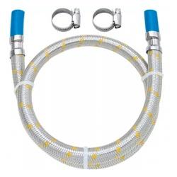 Ligação Engate Flexível Aço Inox Para Gás 2mt 3/8 ... - Casa Anzai