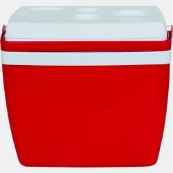 Caixa Térmica 34 Litros Vermelha - Casa Anzai