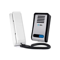 Porteiro eletrônico HDL f8-sn - Casa Anzai