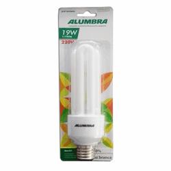 Lâmpada econômica fluorescente compacta 19W-220V A... - Casa Anzai