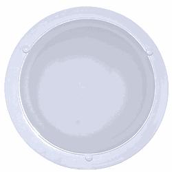 Luminária Plafon Led Branco (Luz Branca Fria) - Casa Anzai